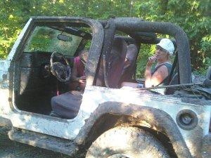 Jeepin girls